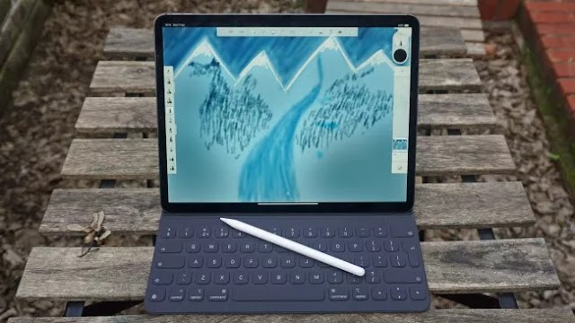 The iPad Air just put the iPad Pro out of business, a minimum of for creatives