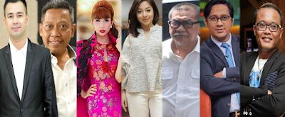 7 Artis Paling Kaya di Indonesia