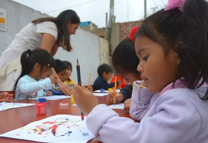 Brisas de Esperanza, una campaña que busca mejorar la educación de un grupo de niños en Villa el Salvador [VIDEO]