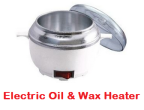 Shopclues: Buy Electric Oil & Wax Heater For Skin Hair Removal at Rs. 259 – Best Price