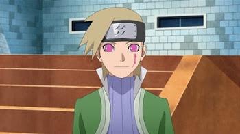 Boruto - Naruto The Next Generatión Capítulo 25: Excursión tormentosa