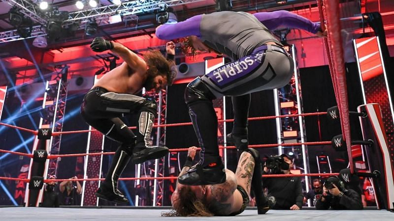 Backstage reason why Aleister Black's push on RAW is reportedly going to end soon