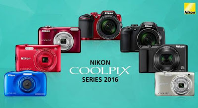 Nikon Coolpix Series 2016