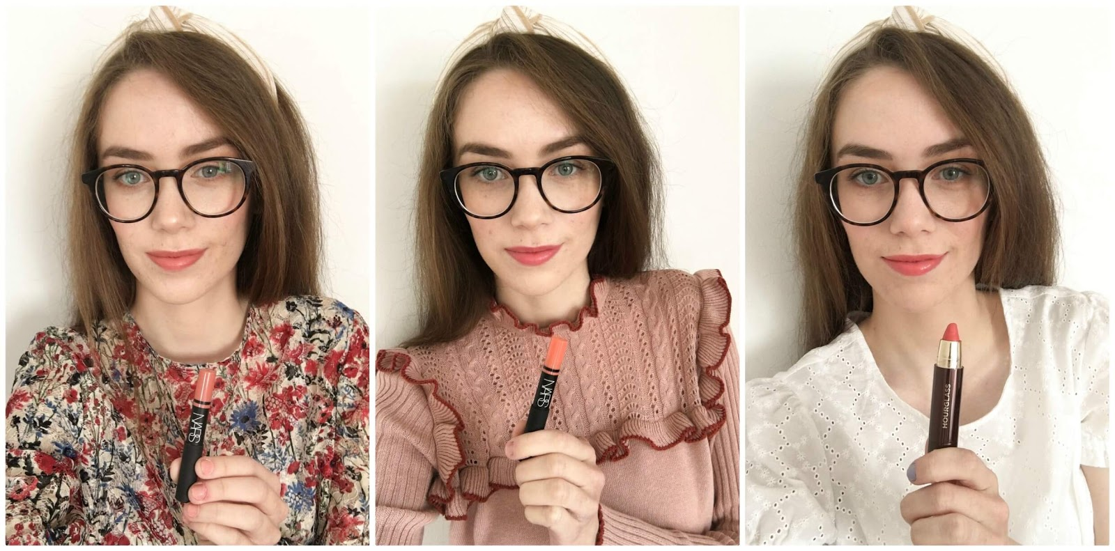 Coral lipsticks for Summer