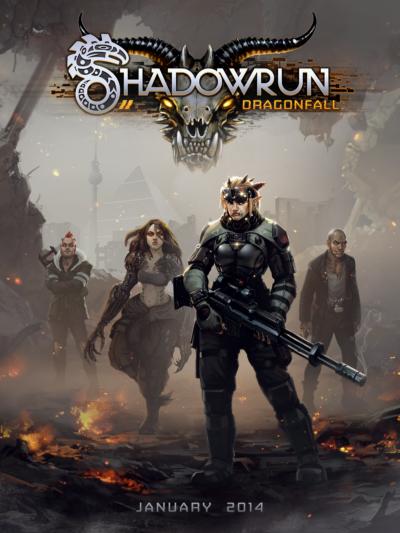 Shadowrun: Dragonfall Free Download Game