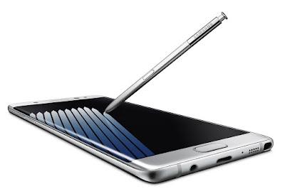 Galaxy Note 7 Raih Juara Layar Ponsel Terbaik Versi DisplayMate