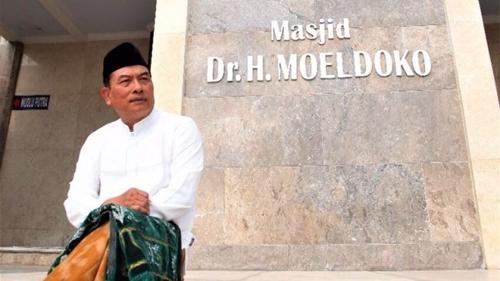 Moeldoko Dinilai Pantas Jadi Presiden, Pengamat: Dia Pernah Bangun Masjid
