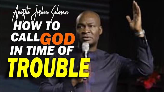 Download LATEST Apostle Joshua SELMAN 2021 Messages & Audio Sermons MP3 (January to June)