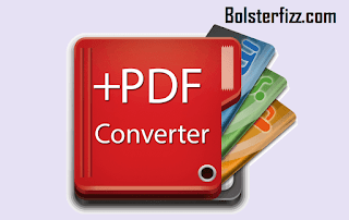 Third party image to PDF converter