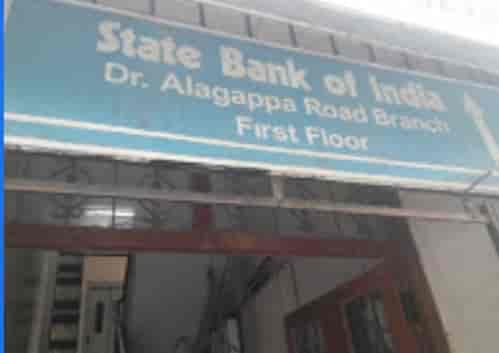 SBI • (SBIN0012746 - DR. ALAGAPPA ROAD CHENNAI) • NEW Branch