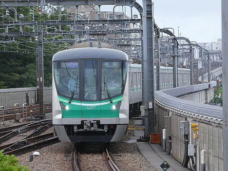 【ダイヤ乱れで急遽設定!】16000系の各駅停車 新宿行き