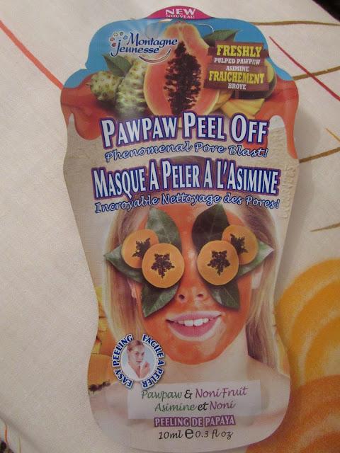 PawPaw Peel Off