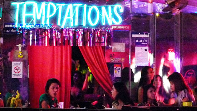 Nana Plaza Temptation Bar