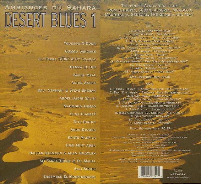 Valvulado: Desert Blues Collection - Sounds of Saharan Peoples