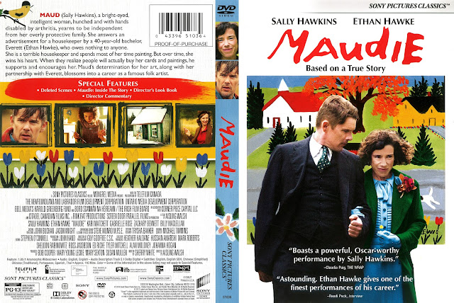 Maudie DVD Cover