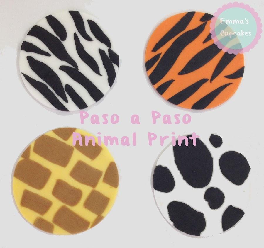 Como hacer Animal Print