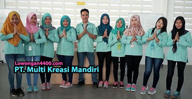 Lowongan Kerja PT. Multi Kreasi Mandiri Tangerang