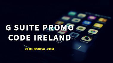 G Suite Business Promo Codes Ireland, Special Discounts