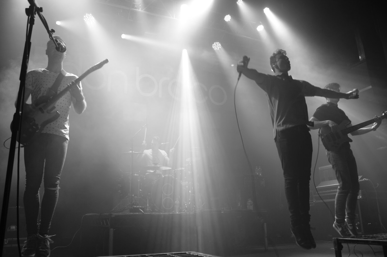 Est 1987: Don Broco // Live Review including Hey Vanity & Mallory Knox
