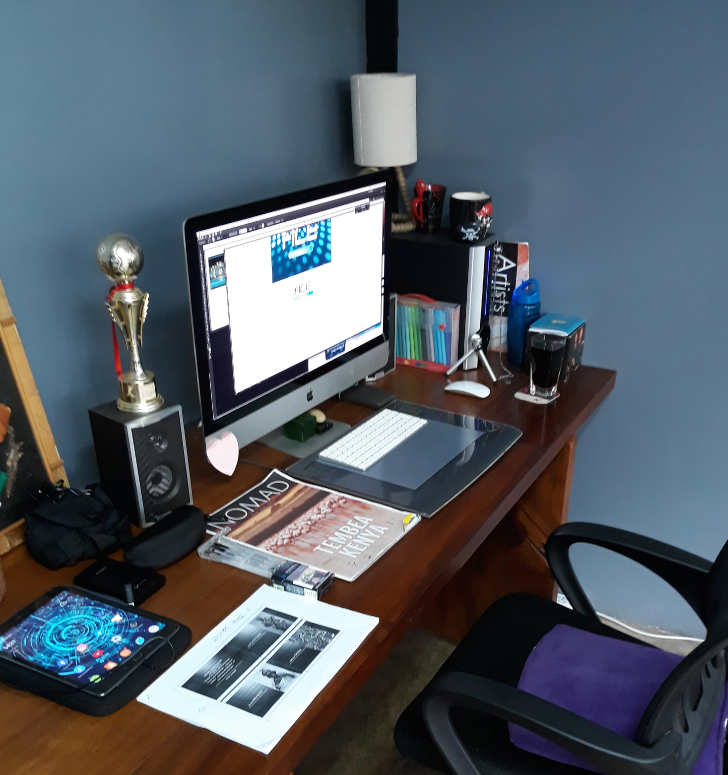 Home work station