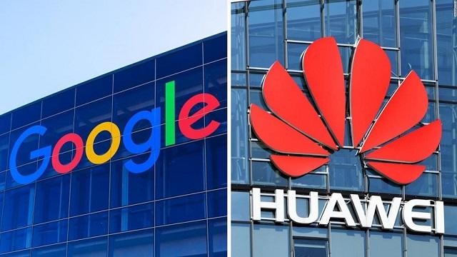 جوجل تتقدم بطلب لإعفاء هواوي من خدماتها