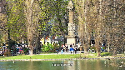 Ludwig von Sckell - Denkmal