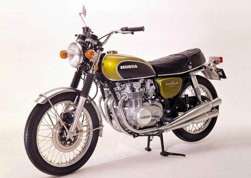 Honda CB500 Four Average Mileage (1971) - Per Liter, Kmpl & More