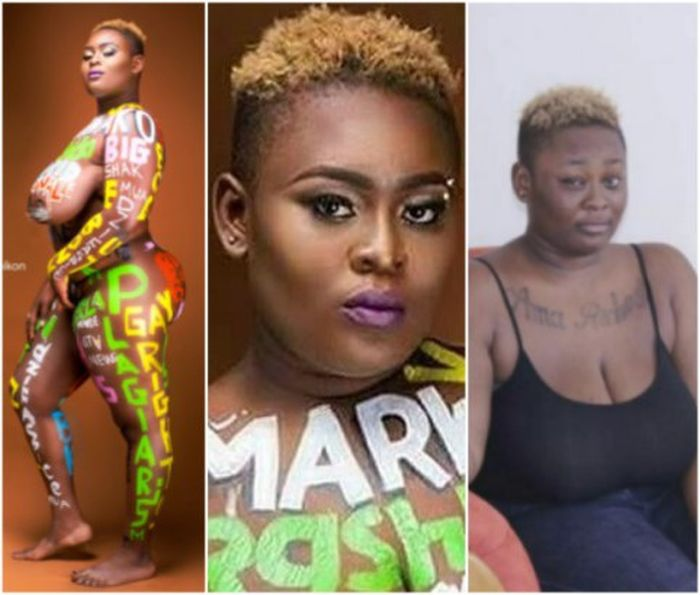 If I Ever Get Raped, I Will Blame Myself - Ghanaian Nude Model