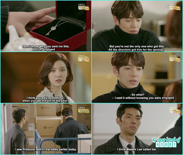 jeong eun came at joon young house - Uncontrollably Fond - Episode 14 Review
