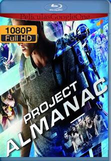 Proyecto Almanac (2015) [1080p BRrip] [Latino-Inglés] [GoogleDrive]
