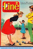 Recueil Line, numéro 15, 1959