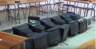 Polícia em Moçambique paraliza contrabando de equipamento informático