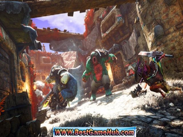 Biomutant Full Version Steam Games Free Download