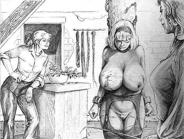 Como torture los pezones de adriana 1