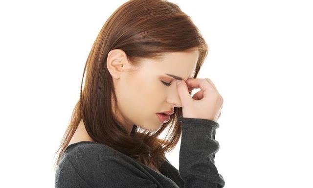 تخلصي من التهاب الجيوب الأنفية بطريقة طبيعية وسريعة