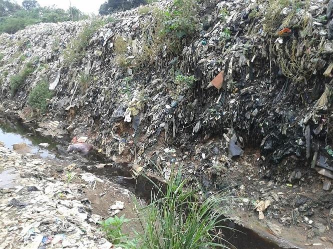 Pencemaran Linkungan Tanah