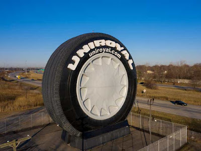 Largest Tire In The World
