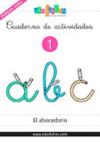 Cuadernillo de los abecedarios para enseñar a leer y escribir