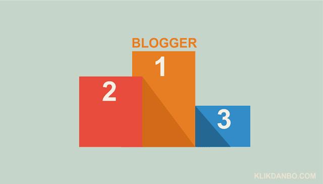 Mengapa Harus Memilih dan Memakai Platfrom Blogger?