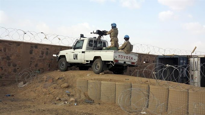 UN peacekeepers killed in Mali explosion