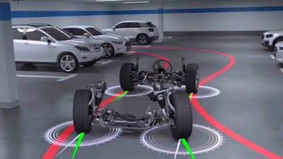 teknologi all wheel steering dan cara kerjanya serta keuntungannya