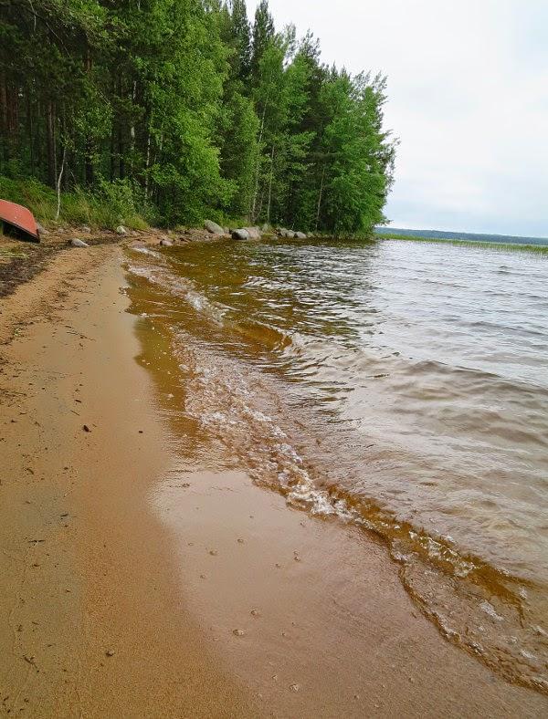 hiekkarannat suomessa finland shore