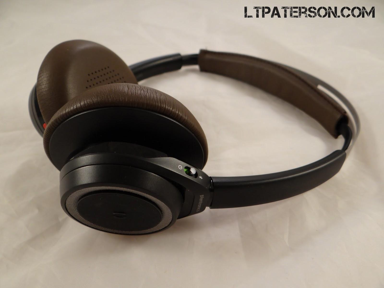 d454e4e06e8 Test du casque sans-fil BackBeat Sense de Plantronics | Ltpaterson ...