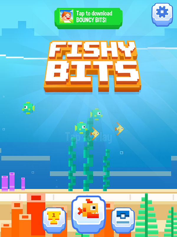 iOS Hack] Fishy Bits Unlimited Coins v1 0 | apk mod games