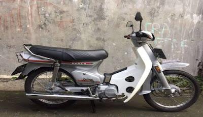 Honda Astrea Motor Lawas Awet