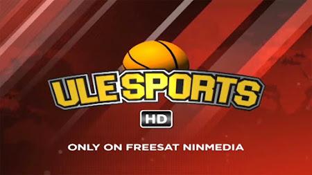 Frekuensi siaran Ule Sport Channel di satelit ChinaSat 11 Terbaru