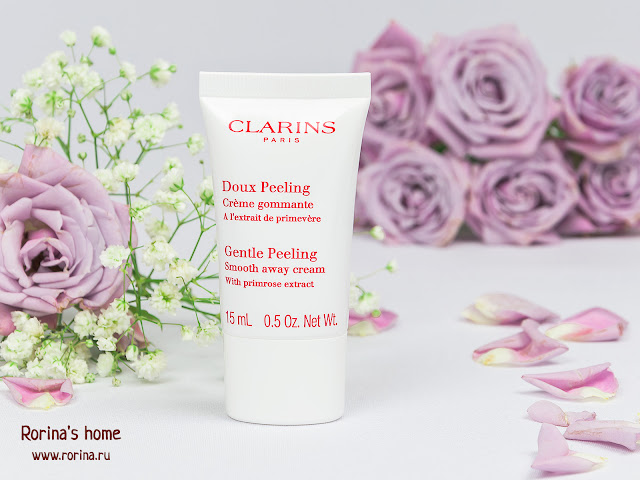 larins Doux Peeling Crème gommante Мягкий разглаживающий крем-пилинг: отзывы