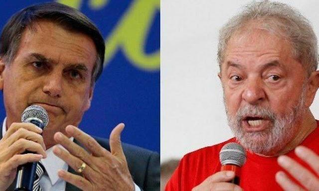 Com Lula de volta ao cenário eleitoral, discurso de Bolsonaro contra a esquerda e o PT ganha novo impulso