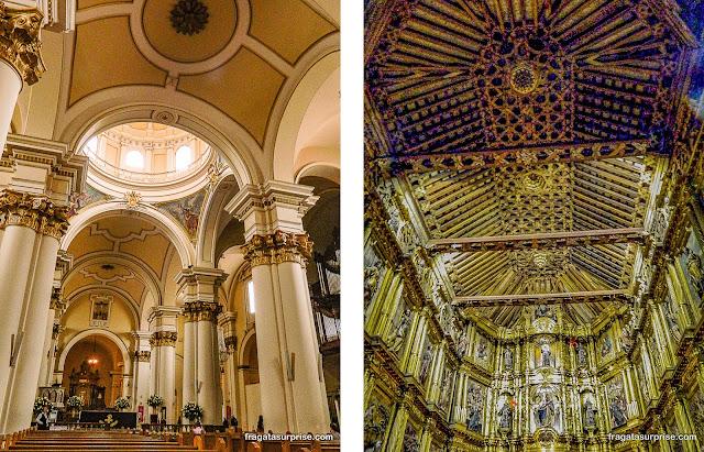 Bogotá: Catedral e Igreja de São Francisco
