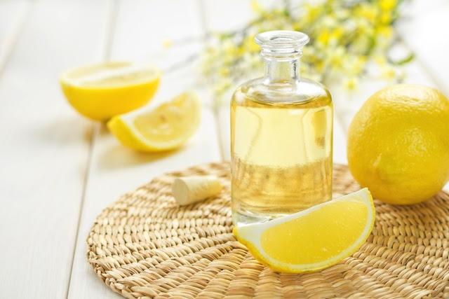 Особености на етеричното масло от лимон